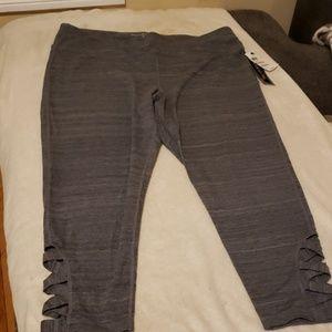 NWT Ideology workout pants